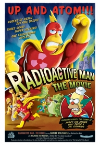 Radioactive Man: The Movie