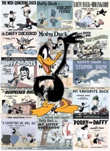 Daffy Lobby Card