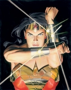 Mythology: Wonder Woman - Canvas