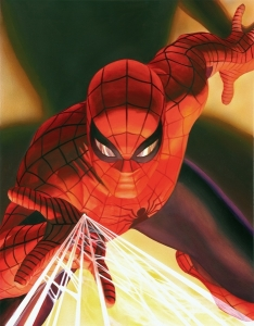 Alex Ross Visions: Spiderman - Paper