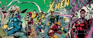X-Men Heroes - Canvas