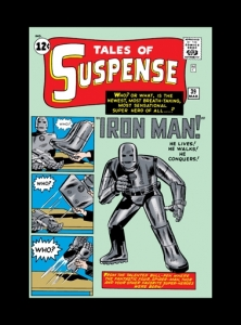 Origins Iron Man Tales of Suspense #39