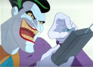Joker with Remote