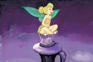 Tickled Tink