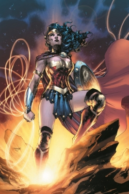 Wonder Woman: Goddess of Truth - Canvas