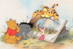 Winnie the Pooh and Storytime Too