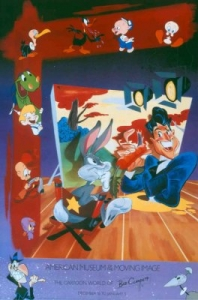 Bob Clampett's Tribute Lithograph