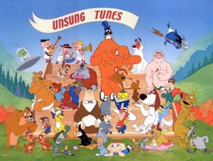 Unsung Toons (Giclee)