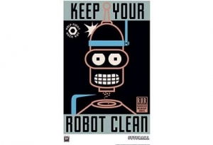 Keep Your Robot Clean