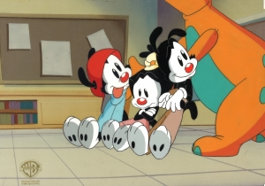 Yakko, Wakko & Dot - The Animaniacs