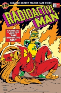 Radioactive Man... - Canvas