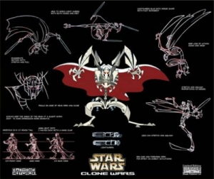 General Grievous Persona - Star Wars: Clone Wars