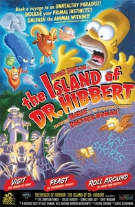 The Island of Dr. Hibbert -(Paper)