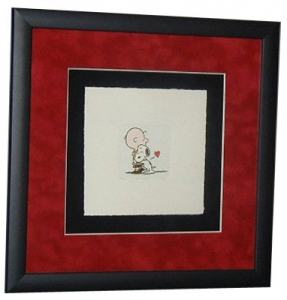 Snoopy and Charlie Brown - Heartfelt