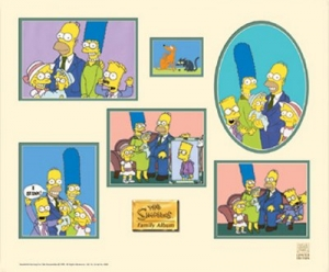 The Simpsons Family Album