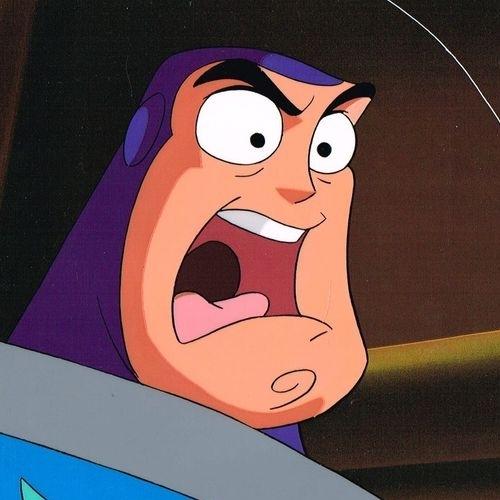 Buzz Lightyear Head