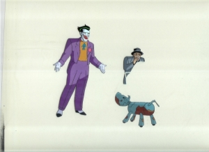 Joker with Dog