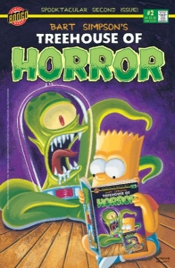 Treehouse of Horror #2 - Canvas