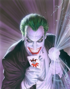 Mythology: The Joker - Canvas