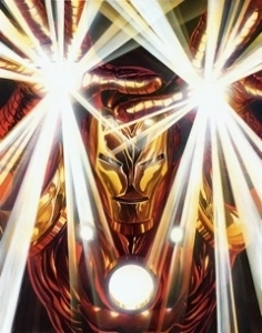 Alex Ross Visions: IronMan - Paper