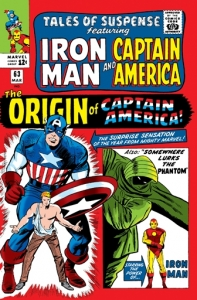 Origins Phantom Tales of Suspense #63