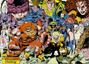 X-Men Villains