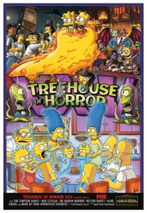 Treehouse of Horror XXV Canvas