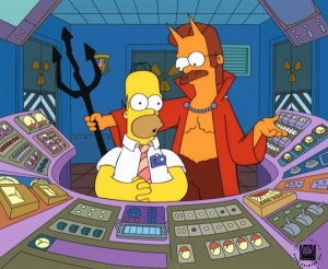 The Devil and Homer