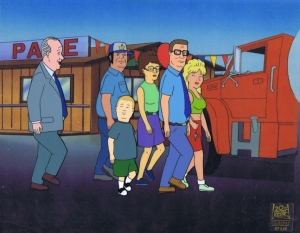 Hank Hill and family