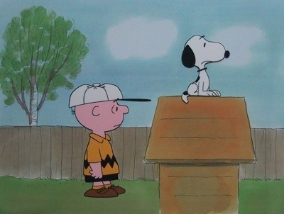 Charlie Brown and Snoopy Doghouse 133