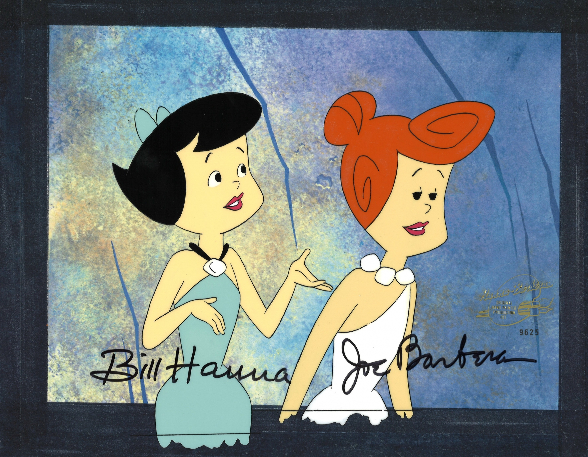 Wilma flintstone and betty rubble